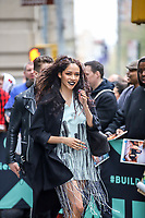 Nova York (EUA), 18/04/2019 - Celebridades / Sivan Alyra Rose - A atriz norte-americana Sivan Alyra Rose é vista no bairro do Soho em Manhattan na cidade de Nova York nos Estados Unidos nesta quinta-feira, 18. (Foto: Vanessa Carvalho/Brazil Photo Press)