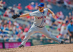 29 April 2017: New York Mets pitcher Josh Edgin on the mound in the 5th inning against the Washington Nationals at Nationals Park in Washington, DC. The Mets defeated the Nationals 5-3 to take the second game of their 3-game weekend series. Mandatory Credit: Ed Wolfstein Photo *** RAW (NEF) Image File Available ***