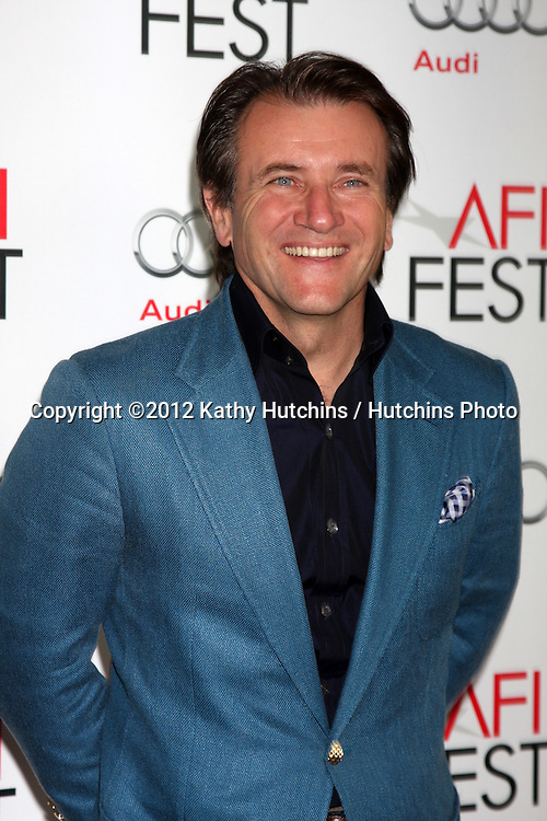 "LOS ANGELES - NOV 8:  Robert Herjavec arrives at the ""Lincoln"" Premiere at the AFI Fest at Graumans Chinese Theater on November 8, 2012 in Los Angeles, CA"