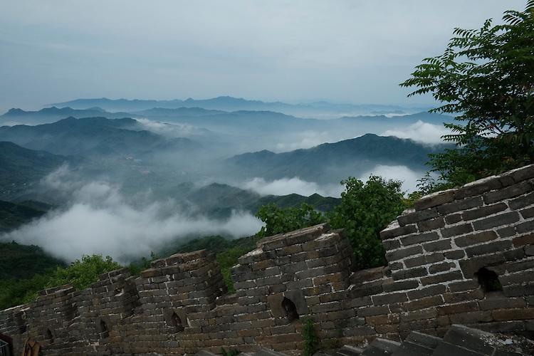 Great Wall, People's Republic of China 2013 (Gerard Burkhart Photo)