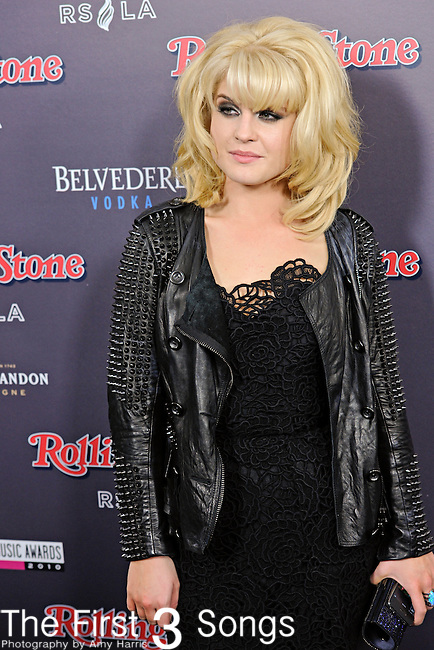 Kelly Osbourne attends the 2010 American Music Awards VIP After Party hosted by Rolling Stone Magazine at the Rolling Stone Restaurant & Lounge in Los Angeles, California.