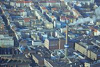 Deutschland, Hamburg, Harburg, Phoenix, Gummihersteller, Industrie, Phoenixviertel, Wohnen und Industrie