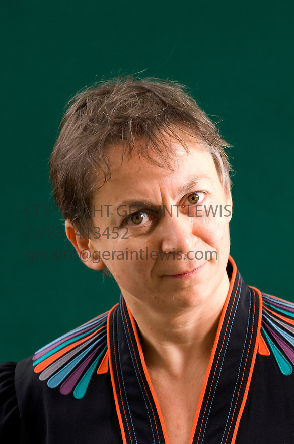 Anne Enright ,Irish writer and author and a Man Booker Prize winner. CREDIT Geraint Lewis
