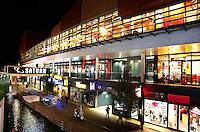 Winkels in het centrum van Zaandam