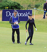 during the final round  of the 2016 Aberdeen Asset Management Ladies Scottish Open played at Dundonald Links Ayrshire from 22nd to 24th July 2016:  Picture Stuart Adams, www.golftourimages.com: 22/07/2016