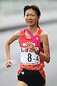 Miku Yamamoto (Sekisui Chemical), NOVEMBER 3, 2011 - Ekiden : East Japan Industrial Women's Ekiden Race at Saitama, Japan. (Photo by Daiju Kitamura/AFLO SPORT) [1045]