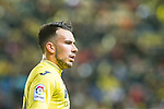 Nicola Sansone of Villarreal CF looks on during their La Liga match between Villarreal CF and Valencia CF at the Estadio de la Cerámica on 21 January 2017 in Villarreal, Spain. Photo by Maria Jose Segovia Carmona / Power Sport Images