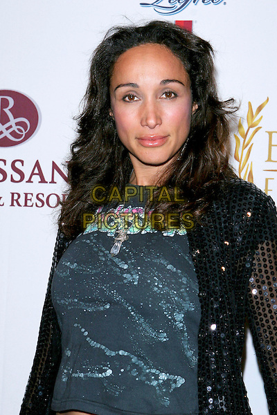 SABRINA BARNETT.5th Annual International Beverly Hills Film Festival - Opening Night held at the Writers Guild Theater, Beverly Hills, California, USA, 13 April 2005.portrait headshot. Ref: ADM.www.capitalpictures.com.sales@capitalpictures.com.©Jacqui Wong/AdMedia/Capital Pictures.