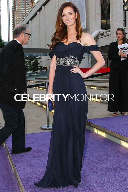 NEW YORK CITY, NY, USA - SEPTEMBER 23: Lydia Hearst arrives at the New York City Ballet 2014 Fall Gala held at the David H. Koch Theatre at Lincoln Center on September 23, 2014 in New York City, New York, United States. (Photo by Jeffery Duran/Celebrity Monitor)