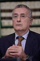 Roma, 2 Marzo 2016<br /> Franco Roberti (procuratore nazionale antimafia e antiterrorismo).<br /> &quot;Relazione annuale sulle attivita' svolte dal Procuratore Nazionale Antimafia e dalla Direzione Nazionale Antimafia e Antiterrorismo&quot;&quot;