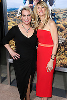 BEVERLY HILLS, CA, USA - NOVEMBER 19: Cheryl Strayed, Laura Dern arrive at the Los Angeles Premiere Of Fox Searchlight Pictures' 'Wild' held at the AMPAS Samuel Goldwyn Theater on November 19, 2014 in Beverly Hills, California, United States. (Photo by Xavier Collin/Celebrity Monitor)