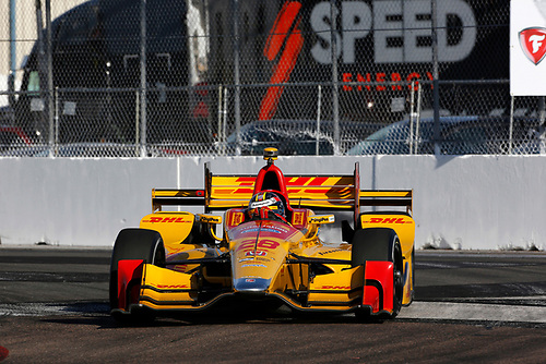 11-13 March, 2016, St Petersburg, Florida USA<br /> 28 Ryan Hunter-Reay<br /> ©2016, Phillip Abbott<br /> LAT Photo USA