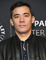 """19 November 2019 - Beverly Hills, California - Conrad Ricamora. The Paley Center Celebrates The Final Season Of """"How To Get Away With Murder""""<br />  held at The Paley Center for Media. Photo Credit: Birdie Thompson/AdMedia"""