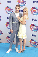 11 August 2019 - Hermosa Beach, California - Gregg Sulkin, Michelle Randolph. FOX's Teen Choice Awards 2019 held at Hermosa Beach Pier. <br /> CAP/ADM/PMA<br /> ©PMA/ADM/Capital Pictures
