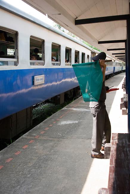 Kanchanaburi, Thailand. Death Railroad Thailand - Burma