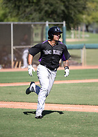 Colton Welker - 2017 AIL Rockies (Bill Mitchell)