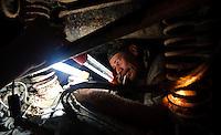 Late night repairs