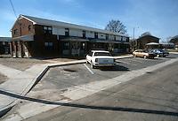 1994 February ..Assisted Housing..Moton Circle..MODERNIZATION.PARKING PADS ON JAMICA AVENUE...NEG#.NRHA#..