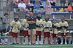 St. George's vs. Buzzards in lacrosse action at Memphis-University School, in Memphis, Tenn. on Sunday, May 1, 2016.