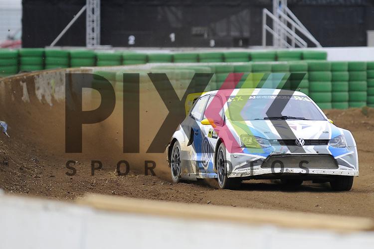 # 45 PG Andersson Marklund Motorsport  beim Rallycross auf dem Hockenheimring.<br /> <br /> Foto &copy; P-I-X.org *** Foto ist honorarpflichtig! *** Auf Anfrage in hoeherer Qualitaet/Aufloesung. Belegexemplar erbeten. Veroeffentlichung ausschliesslich fuer journalistisch-publizistische Zwecke. For editorial use only.