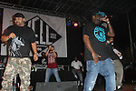 "Joell Ortiz, Crooked I, and Royce da 5'9"" of Slaughterhouse peform At The Well, Brooklyn NY 9/8/12"