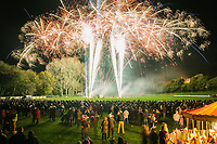 Fireworks Night celebrations at Falmouth Rugby Club hosted by local Firefighters. The event boasted £7500 worth of fireworks as well as a host of fairground rides.