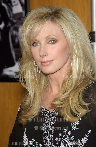 Actress MORGAN FAIRCHILD at Reel Talk - a celebration of the iconic films of the 20th century. The event, at the Directors Guild of America, was presented by Vanity Fair, Tommy Hilfiger & The Film Foundation..Sept 18, 2003