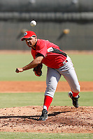 name - Cincinnati Reds 2009 Instructional League. .Photo by:  Bill Mitchell/Four Seam Images..