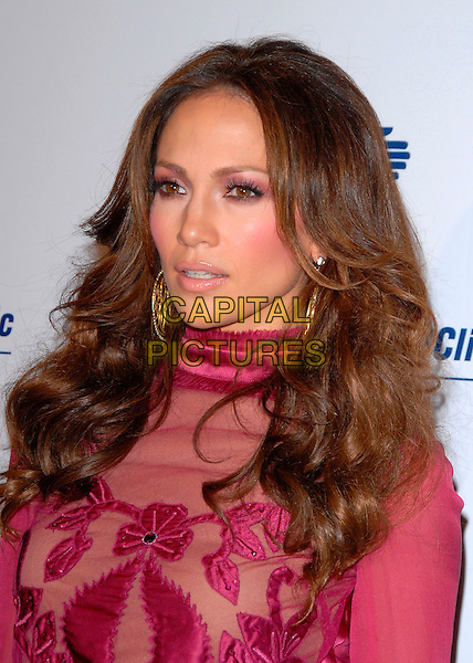 JENNIFER LOPEZ.The Los Angeles Free Clinic Annual Dinner Gala Honoring Paramount Pictures Corporation Chairman and CEO Brad Grey held at the Beverly Hilton Hotel in Beverly Hills, California, USA..November 20th, 2006.headshot portrait.CAP/DVS.©Debbie VanStory/Capital Pictures