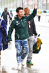Kamui Kobayashi (Caterham), <br /> OCTOBER 5, 2014 - F1 : Japanese Formula One Grand Prix at Suzuka Circuit in Suzuka, Japan. (Photo by AFLO SPORT) [1180] GERMANY OUT