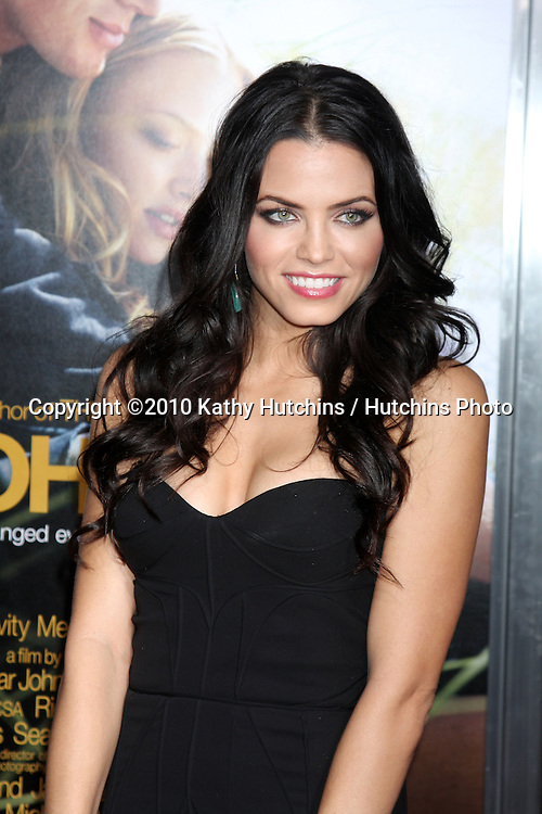 "Jenna Dewan.arriving at the ""Dear John"" Premiere.Grauman's Chinese Theater.Los Angeles, CA.February 1, 2010.©2010 Kathy Hutchins / Hutchins Photo...."