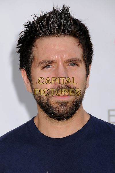 "JOSHUA GOMEZ.""A Time For Heroes"" Celebrity Carnival Benefit for the Elizabeth Glaser Pediatric AIDS Foundation at the Wadsworth Fairgrounds, Los Angeles, California, USA..June 8th, 2008.headshot portrait beard facial hair .CAP/ADM/BP.©Byron Purvis/AdMedia/Capital Pictures."