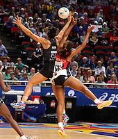 Silver Ferns v Trinidad and Tobago 080815