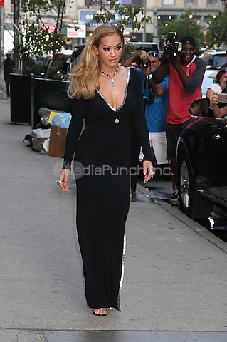 NEW YORK, NY - AUGUST 26:  Rita Ora seen in New York, New York on August 26, 2016.  Photo Credit: Rainmaker Photo/MediaPunch