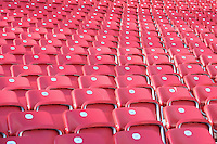 SAO LOURENCO DA MATA, PE, 26.02.2014 - ARENA PERNAMBUCO - Vista das instalacoes da Arena Pernambuco em Sao Lourenco da Mata nesta quarta-feira, 26. O estadio abrigara cinco jogos da Copa do Mundo. (Foto: Vanessa Carvalho / Brazil Photo Press).