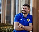 19.3.2018: Scotland:<br /> Calum Paterson