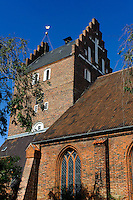 Stadtkirche in Heiligenhafen, Schleswig-Holstein, Deutschland