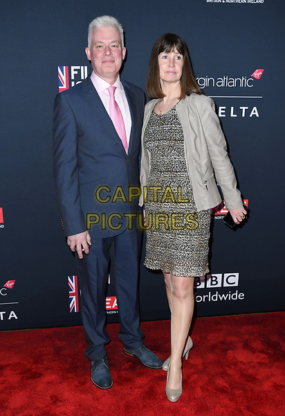 02 March 2018 - Los Angeles, California - Neal Scanlan. Film is GREAT Reception to honor British Nominees held at a Private Residence. <br /> CAP/ADM/BT<br /> &copy;BT/ADM/Capital Pictures