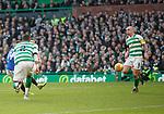 29.12.2019 Celtic v Rangers: Ryan Kent scores for Rangers