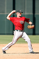 Matt Davidson - Arizona Diamondbacks 2009 Instructional League .Photo by:  Bill Mitchell/Four Seam Images..