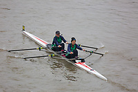 Crew: 464  Trentham - hallam  Trentham Boat Club  W MasE 2x Club<br /> <br /> Pairs Head 2018<br /> <br /> To purchase this photo, or to see pricing information for Prints and Downloads, click the blue 'Add to Cart' button at the top-right of the page.