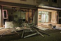 13-11-18 Explosion Jobcenter Berlin