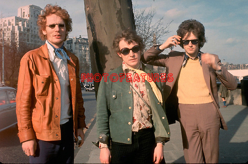 Cream 1967 Ginger Baker Jack Bruce and Eric Clapton