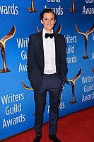 LOS ANGELES, CA. February 17, 2019: Nina Fiore at the 2019 Writers Guild Awards at the Beverly Hilton Hotel.<br /> Picture: Paul Smith/Featureflash