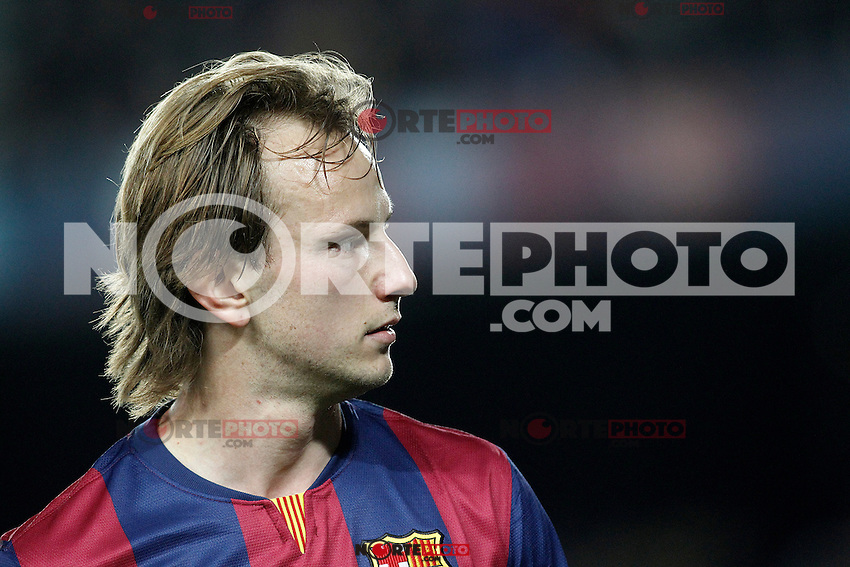 FC Barcelona's Ivan Rakitic during La Liga match.March 22,2015. (ALTERPHOTOS/Acero) /NORTEphoto.com