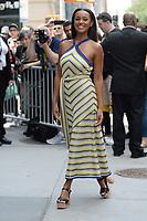 WWW.ACEPIXS.COM<br /> June 29, 2017 New York City<br /> <br /> Melanie Liburd at AOL Build Speaker Series on June 29, 2017 in New York City.<br /> <br /> Credit: Kristin Callahan/ACE Pictures<br /> <br /> Tel: 646 769 0430<br /> Email: info@acepixs.com