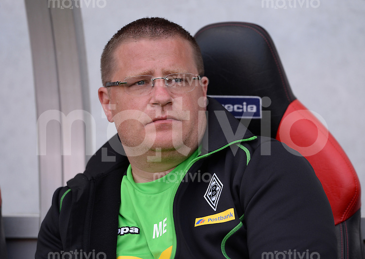 FUSSBALL  1. Bundesliga   2013/2014   Testspiel  FC Ingolstadt 04 - Borussia Moenchengladbach    13.07.2013 Sportdirktor Max Eberl (Borussia Moenchengladbach)