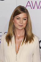 LOS ANGELES, CA - JANUARY 09: Ellen Pompeo at the 39th Annual People's Choice Awards at Nokia Theatre L.A. Live on January 9, 2013 in Los Angeles, California. Credit: mpi21/MediaPunch Inc. /NORTEPHOTO