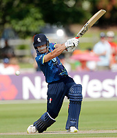 Joe Denly bats for kent during the Royal London One Day Cup game between Kent and Gloucestershire at the County Ground, Beckenham, on June 3, 2018