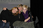 "Young and Restless Michelle Stafford and Maura West pose with One Life To Live Kim Zimmer ""Echo"" at the Soapstar Spectacular starring actors from OLTL, Y&R and ex ATWT & GL on November 20, 2010 at the Myrtle Beach Convention Center, Myrtle Beach, South Carolina. (Photo by Sue Coflin/Max Photos)"